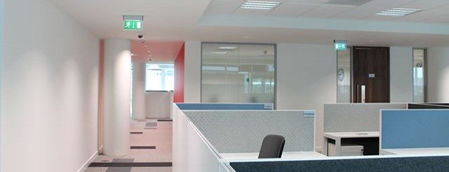 Fresh and Open Office Spaces in Cork